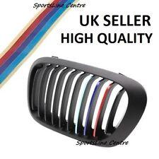 Etiqueta del vinilo pegatina rayas de color parrilla insignia de riñón M Sport Tech 3 BMW coche gs