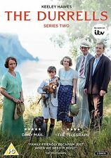 The Durrells Season Series 2 Two DVD R4 New Sealed