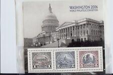 SCOTT U.S. #4075 Washington 2006 World Philatelic Exhibition