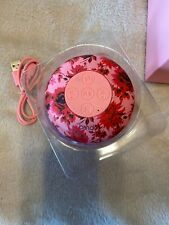 Ban.do FitFabFun Pink Floral Bluetooth Shower Speaker. Never Used.