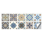 10pcs Sticker Delicate Waterproof Durable Decal Decoration For Wall Home House