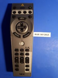 ORIGINAL NEC RD391E REMOTE For RMTPJ11 LT240 LT260 LT260K LT240K LT220 L260K