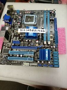 P5G43T-MPRO ASUS P5G43T-M PRO Socket LGA775 Intel G34/ICH10 Chipset micro-ATX Mo
