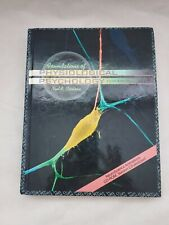 FOUNDATIONS OF PHYSIOLOGICAL PSYCHOLOGY WITH CD 5TH EDITION By Neil R Carlson VG