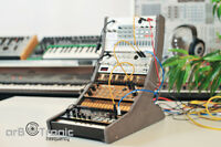 Korg Volca Quadro Ständer Halter Tier Rack Stand Bass Sample Beats Keys FM MDF