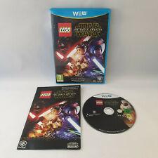 Nintendo Wii U - Lego Star Wars The Force Awakens