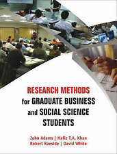 (Good)-Research Methods for Graduate Business and Social Science Students (Paper