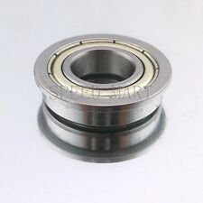F6901zz Metal Double Shielded  Flanged  Ball Bearings (12mm*24mm*6mm)