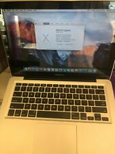 Macbook Pro 13-inch Mid 2012 A1278 Core i5 2.5GHz 4GB RAM 1000GB HDD Notebook