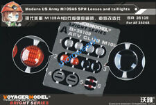 Voyager 1/35 BR35109 U.S.Army M109A6 SPH Lenses and taillights (For AFV AF35248)
