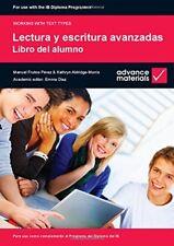 Lectura y Escritura Avanzadas Student's Book (Working with Text Types), Aldridge