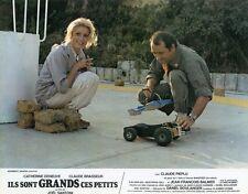 CATHERINE DENEUVE ILS SONT GRANDS CES PETITS 1979 VINTAGE LOBBY CARD #10