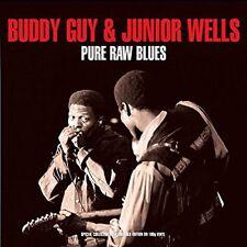 Buddy Guy & Junior Wells - Pure Raw Blues [New Vinyl] UK - Import