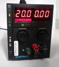 XANTREX  XT 20-3 Regulated DC Power Supply 20V, 3A [Ori]