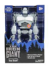 "The Iron Giant Light & Sound Walking 14"" Figure Warner Bros Nip"
