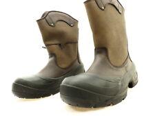 Timberland PRO Men's Swampbuster Well Work Boot, Brown, 8 W US