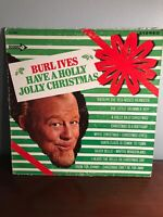 Burl Ives Have a Holly Jolly Christmas Decca Christmas LP