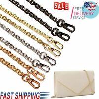 120CM Replacement Purse Chain Strap Handle Shoulder Crossbody Handbag Bag Metal