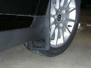smart fortwo (451) mud guards
