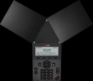 Polycom Trio 8300 Sip Conference Phone For Small Rooms - 2200-66800-025