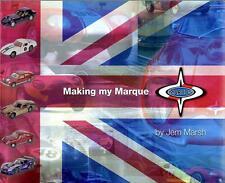 Marcos Cars - Making my Marque (Jem Marsh GT 1800 Mini Mantara Mantis Le Mans)