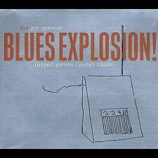 The Jon Spencer Blues Explosion, Orange, Excellent