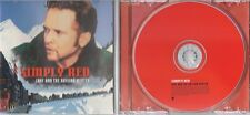Simply Red-Love and the Russian INVERNO-CD ALBUM-Ain 't That A Lot Of Love