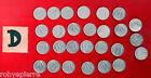 27 monete 10 lire repubblica italiana dal 1951 al 1956 dal 1967 al 1987 lotto D