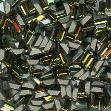 4501 4x2 K *** 20 STRASS SWAROVSKI BAGUETTE 4x2mm KHAKI F