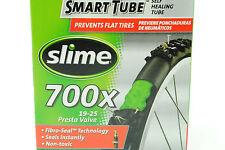 SLIME ROAD BIKE TUBE 700x19 700x23 700 x 19 20 21 23 25