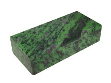 """BUTW Visually Stunning Ruby in Zoisite Lapidary Carved 6"""" Jewelry Box 8250D dl"""