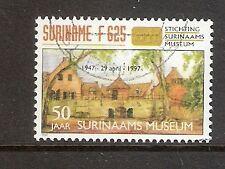 Suriname Zbl Nr 938   Gebruikt.