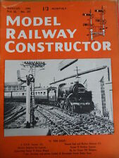Model Railway Constructor 8 1955 Bourne End and Marlow