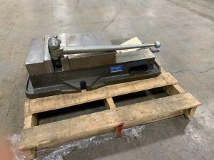 "10"" Kurt D100 Heavy Duty Milling Machine Vise"