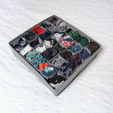 30 cupboard & drawer Organizer for Bra underwear socks storage boxSE
