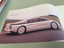1989 DAIHATSU CHARADE & APPLAUSE Australian Sales Brochure