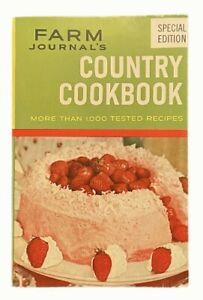 Farm Journal's Country Cookbook Special Edition 1959