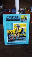 He-Man Vintage Slide Sliding Puzzle Masters of the Universe 1985 Mattell