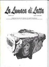 CITROEN 2CV LUMACA LATTA 29 2001 2002 TUTTI COLORI CHARLESTON BOND DOLLY