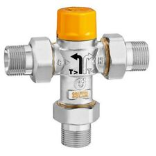 "262050 Valvola deviatrice termostatica 3/4"" 35÷55°C 1,7Kv CALEFFI"