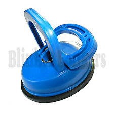 """LARGE 4"""" CAR DENT REPAIR PULLER REMOVER SUCTION CUP PAD GLASS CARRIER LIFTING 10"""