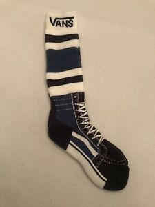 Vans Snowboard Women's 4 - 6.5 Socks Size S Small (men's 3 - 5.5)