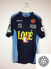 Le Mans MAKARIDZE #30 11/12 *MATCH WORN* GK Football Shirt (XL) Soccer Jersey