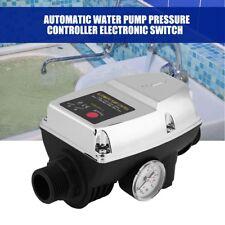 110V Wasserpumpe Automatisch Druckregler Elektro Pumpensteuerung Druckschalter
