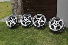 17x8 AJR Wheels 114.3