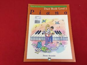 Alfred's Basic Piano Library - Duet Book - Level 2 - 2232 -