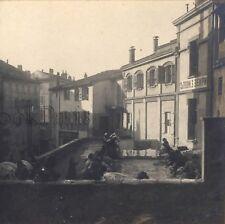 Grasse Le Vavoir France Stereo Vintage Argentique