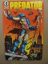 Predator #1 #2 #3 #4 Dark Horse 1989 Series Based On Movie 1st app 1st Print 9.4