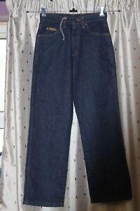 "Wrangler Illinois Men's Straight Leg Jeans ~ Size 28"" Waist ~ New Without Tags"