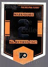 2012-13 Classics Signatures Banner Numbers #59 Mark Howe
